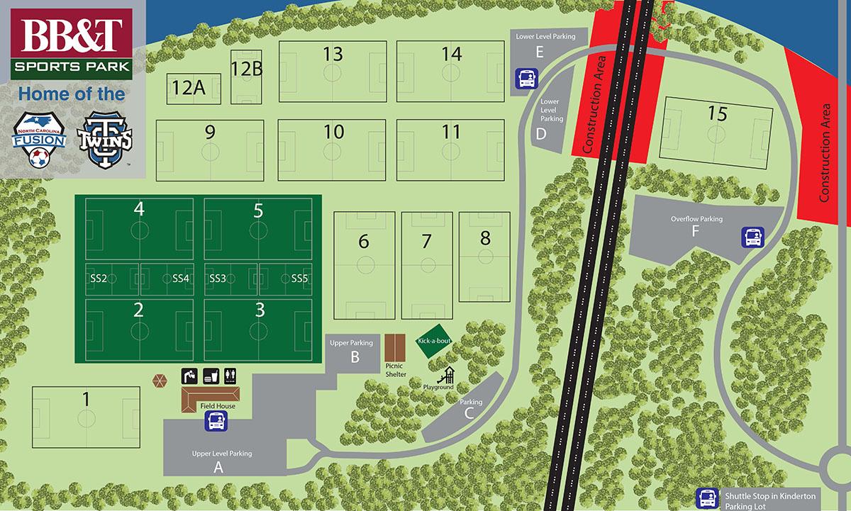 BB&T Sports Park