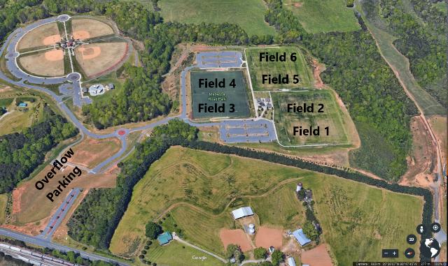 Mazeppa Road Park Field Layout Adj